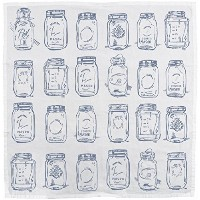Primitves By Kathy Tea Towel - Mason Jar by Primitives By Kathy