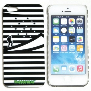 (ファッティー) Phatee I-PHONE SE/5/5S CASE ハード ケース カバー for iPhone SE/5/5s MT.BORDER