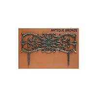 【ダルトン】 GARDEN FENCE ANTIQUE BRONZE 【DULTON】