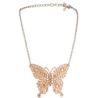 TARINA TARANTINO ELECTRIC BUTTERFLY LUCITE AND CRYSTAL N/CNU[正規輸入品]