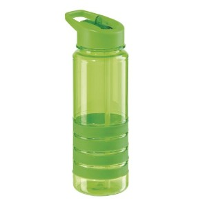 Oggi 8052.11 Tritan 25-Ounce Sport Bottle with Flip Up Spout and Straw 水筒 700ml グリーン