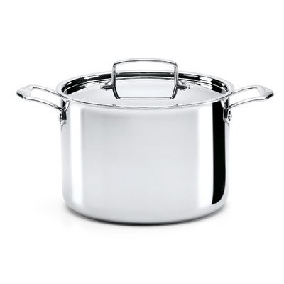 8-qt。Stockpot with Lid