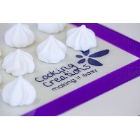 Silicone Baking Mat Mix n Match Single Pack in Purple By Cooking Creations by Cooking Creations