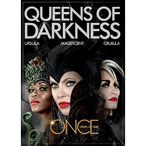 Once Upon a Time – Queens Of Darkness – 冷蔵庫マグネット
