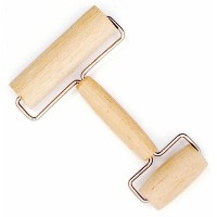 Norpro 3077 Wooden Pastry and Pizza Roller Set of 2 by Norpro