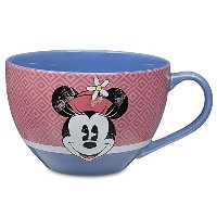 Disney Minnie Mouse Cappuccino Mug by Disney