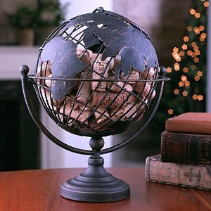 Wine Enthusiast Globe Cork Catcher by Wine Enthusiast [並行輸入品]