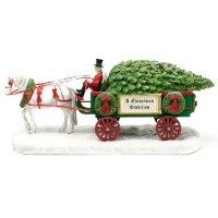 Enesco Trail of Painted Ponies A Christmas Tradition Centerpiece、7.5-inch by Enesco