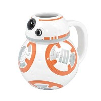 Zak! - Mug Star Wars Episode 7 - BB-8 3D - 0707226832056
