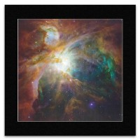 Spaced Out - Print 9 Mini Poster - 27.9x28.5cm
