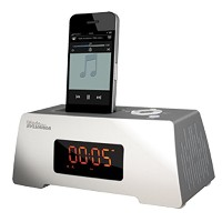 Sylvania SIP425 iPhone Clock Radio [並行輸入品]