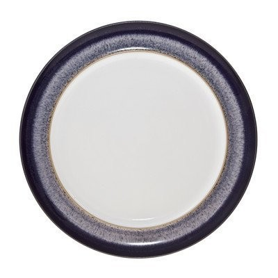 Denby Heather Wide Rimmedディナープレートhea-003W by Denby