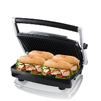 ZZ Burger Grill, Sandwich Maker, Panini Press, Steaks Griller or Grill Tool with Large Cooking...