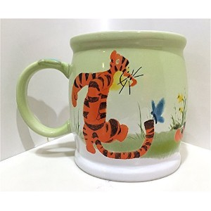 Disney Parks Tigger Large Ceramic Mug 16 0unce NEW by Disney [並行輸入品]