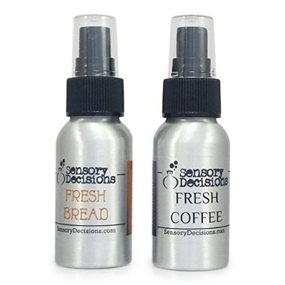 Bread and Coffee Fragrance Pack - The smell of fresh bread and coffee - Room ... by Sensory...