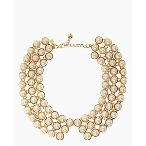 ケイトスペード 【katespade】 READY SET PEARL COLLAR NECKLACE 【並行輸入品】