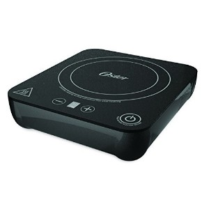 Oster Personal Induction Cooktop、ブラック