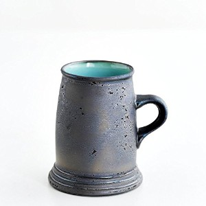 ONE KILN CERAMICS/MAG A HIGH(B) A型マグ ハイタイプ ASH×ブルー