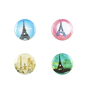 Il Bere Wine and Drink Charms Places Collection, Eiffel Tower [並行輸入品]
