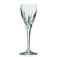 Lorenzo Carrara Collection Port Wine Goblet from the DaVinci Line (Pack of 4), Clear [並行輸入品]