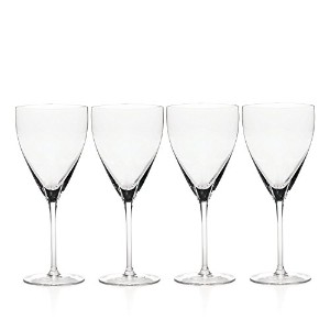 Mikasa Ryland Wine Glass (Set of 4), 9 oz, Clear [並行輸入品]