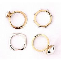 [ANIMA] Dolce four kinds rings 11号