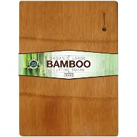 Extra Large Rolled Bamboo Cutting Board Measures 18x12 - Made from Extremely Durable Rolled-out...