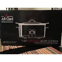 All-Clad Deluxe 7-QT. Slow Cooker [並行輸入品]