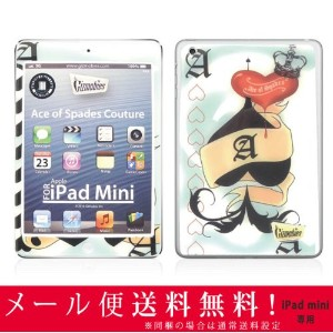 【ipad mini ケース】ギズモビーズ(Gizmobies)Ace Of Spades Couture