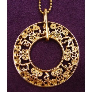 Circle of Protection Necklace