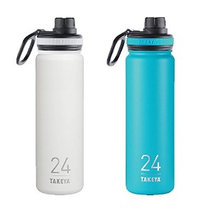 Takeya Thermoflask 2パック40 oz 24 oz ホワイト