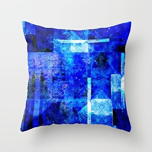 Geometry Pillow Cases 18 X 18 Inches / 45 By 45 Cm For Adults,home Theater,couch,bench,teens Boys...