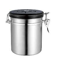 Zhhlaixing Vacuum Coffee Pot 耐久性のある Stainless Steel Sealed Cans (304) Crisper 1500ML
