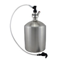 5l Mini Keg Withボールロックタップシステムby the Weekend Brewer