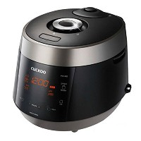 CUCKOO CRP-P1010FD Korean Electric Rice Cooker 10 People GABA 1.8L 220V & Simple English User's...