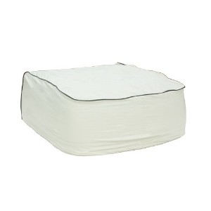 Camco 45391 Vinyl Air Conditioning Cover (White) [並行輸入品]