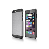 iPhone 6s Plus iPhone 6 Plus (シルバー) ケース ハード【INO METAL BR2 iPhone 6s Plus / 6Plus CASE 】iPhone 6s...