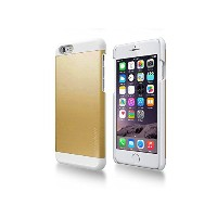 iPhone 6s Plus iPhone 6 Plus (ゴールドホワイト) ケース ハード【INO METAL BR2 iPhone 6s Plus / 6Plus CASE 】iPhone...