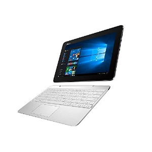 ASUS 2in1 タブレット ノートパソコン TransBook T100HA-WHITE Windows10/Microsoft Office Mobile/10.1インチ/シルクホワイト