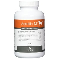 Adroitin-M Chewable Joint Tablets for Dogs - 120 tablets by Vet One