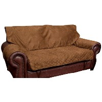 Solvit Loveseat Full Coverage Pet Bed Protector, Cocoa by Solvit