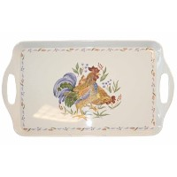 Corelle Melamine Tray, Country Morning by CORELLE