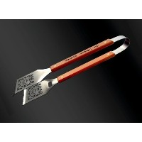Sportula 18 Stainless Steel Grill-A-Tongs, US Coast Guard by Sportula