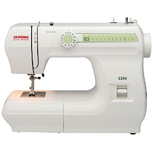 Janome 2206 Sewing Machine [並行輸入品]
