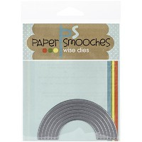 Paper Smooches Rainbow Die by Paper Smooches