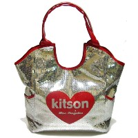 KITSON/キットソン スパンコールトートバッグ Los Angeles Sequin Tote 【レディース ギフト】【ラッピング無料】【楽ギフ_包装】【10P11Mar16】...