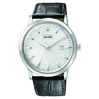Citizen Men's BM7190-05A Eco-Drive Stainless Steel Date Watch [並行輸入品]