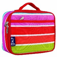 Wildkin Bright Stripes Lunch Box by Wildkin