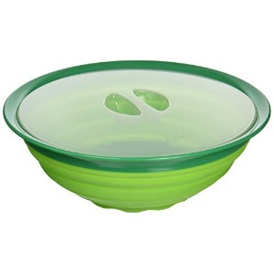 Squish Collapsible Salad Bowl with Lid by Squish