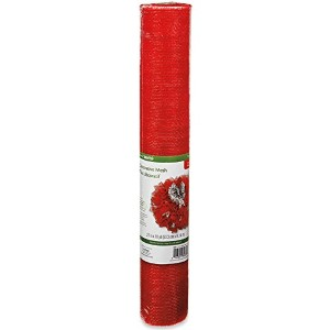 "Mesh Roll 21""X10yd-Red (並行輸入品)"